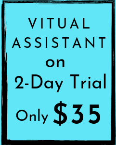 virtual assistant trial